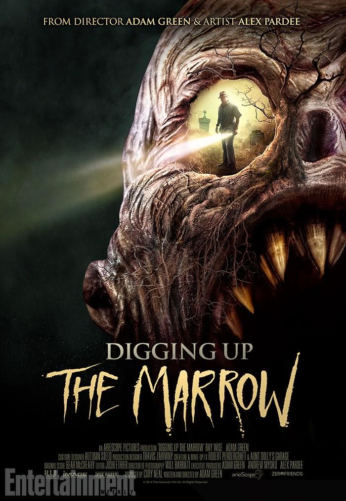 """Digging up the marrow"" (2014) de Adam Green."