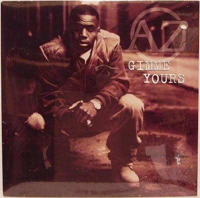 AZ – Gimme Yours (VLS) (1995) (320 kbps)