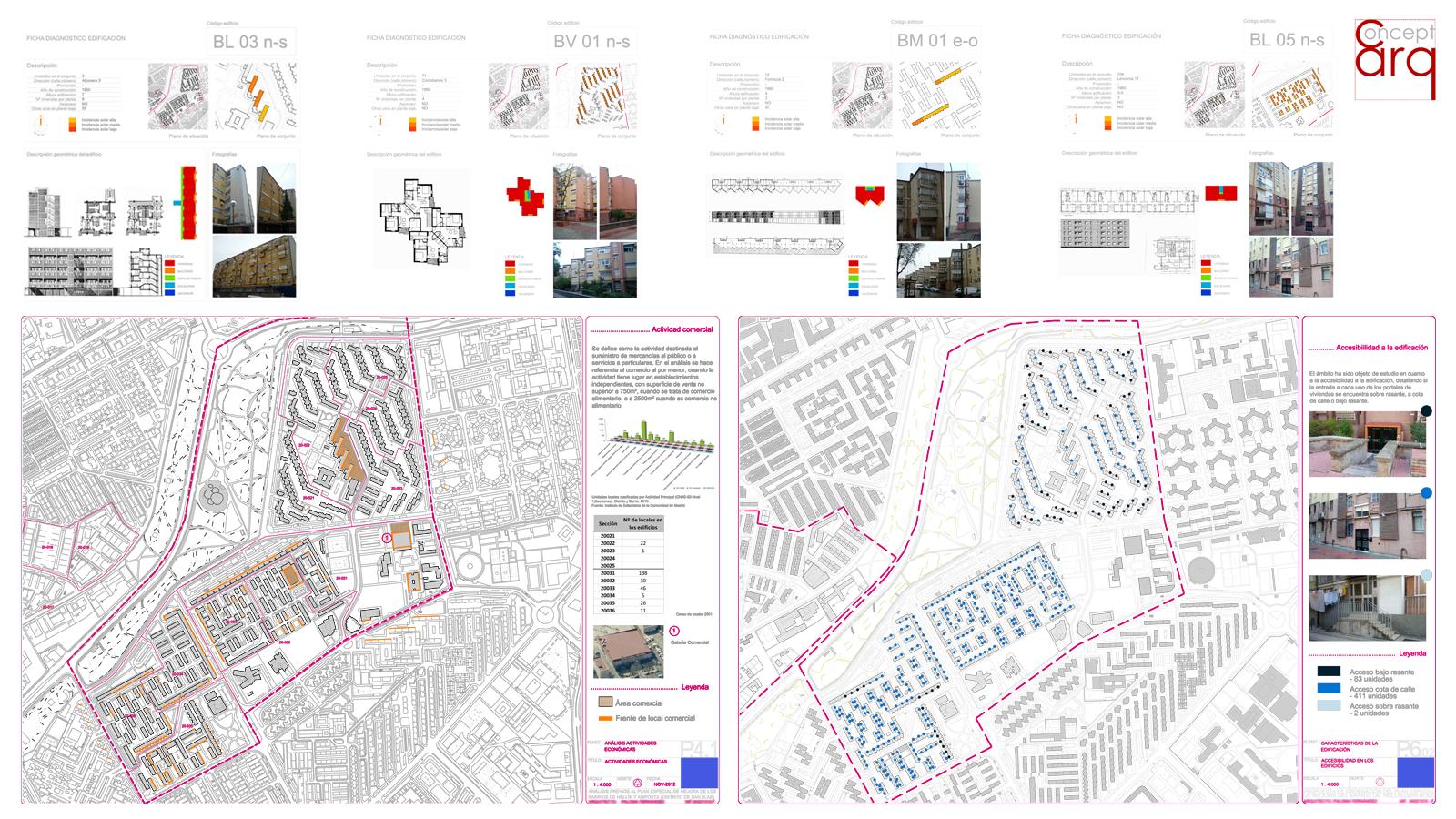 Concept arq urban design for Urban design concepts architecture