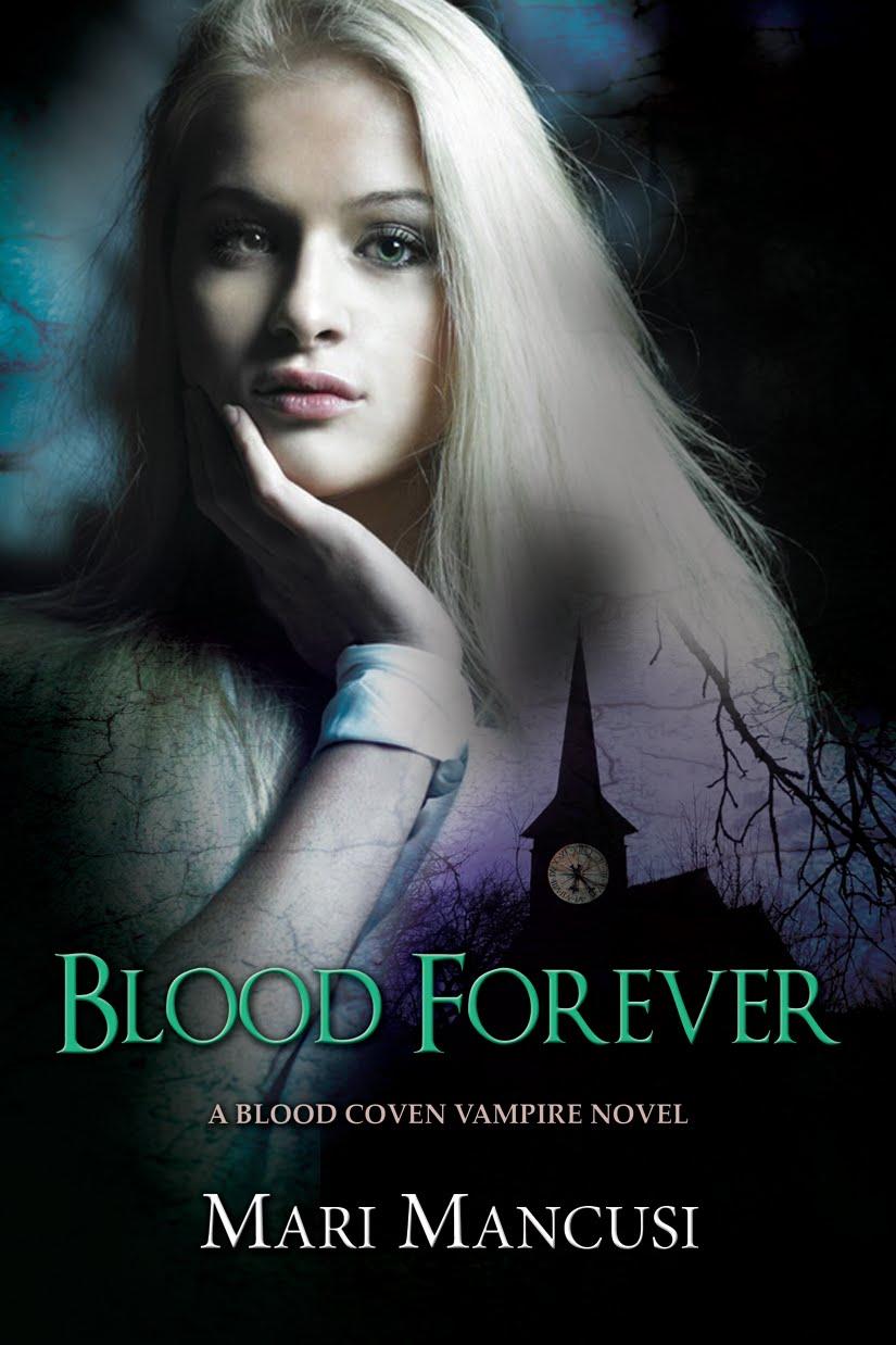 Mari Mancusi Blood Forever