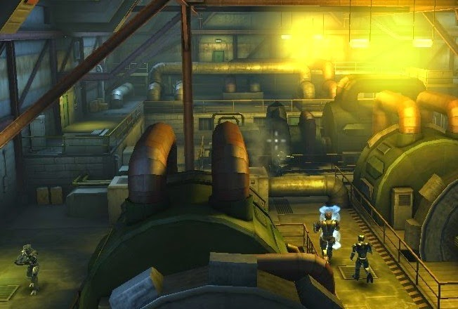 IronFall Invasion Nintendo 3DS