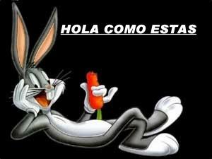 imágenes animadas de como estas conejo