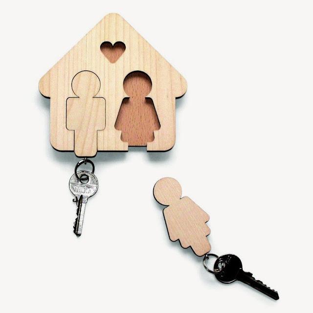 gantungan kunci couple unik
