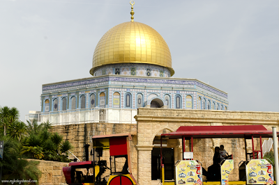 Dome of The Rock (Qubbah As-Sakhrah)