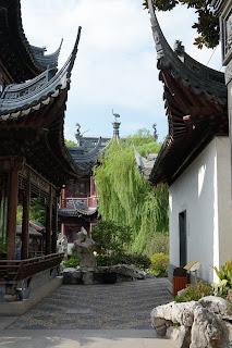 Yu Garden or Yuyuan in Shanghai