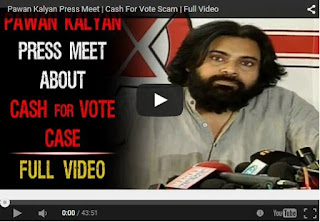 Pawan kalyan Press Meet about Cash For Vote and Phone Tapping | Full Video | HD