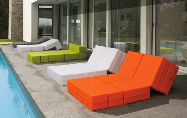 Modernity Collective Outdoor Transformable Furniture