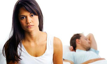 5 Ways To Destroy Your Sex Life - sad woman love relationship conflicts