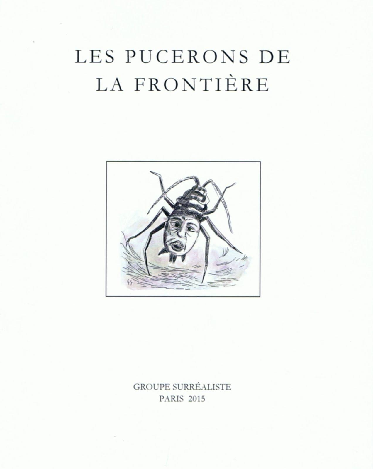 LES PUCERONS DE LA FRONTIERE, juin 2015