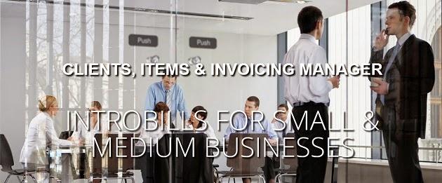 IntroBills Hosted Invoice Management