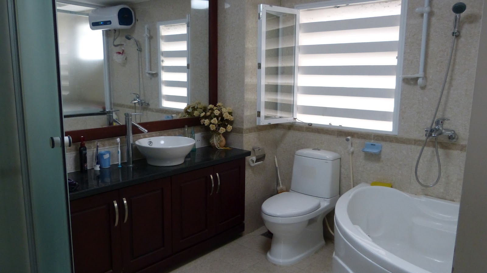 Nha Trang Sea View Apartment For Rent  1 Bedroom Apartment In Nguyen Thien Thuat Street