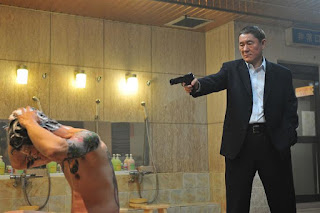Outrage Beat Takeshi