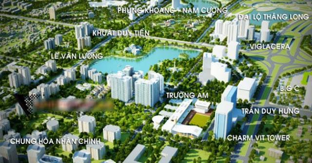 Khu đô thị Đông Nam Trần Duy Hưng