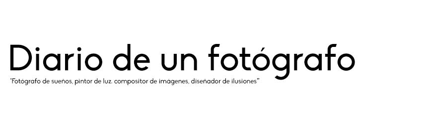 Diario de un fotógrafo