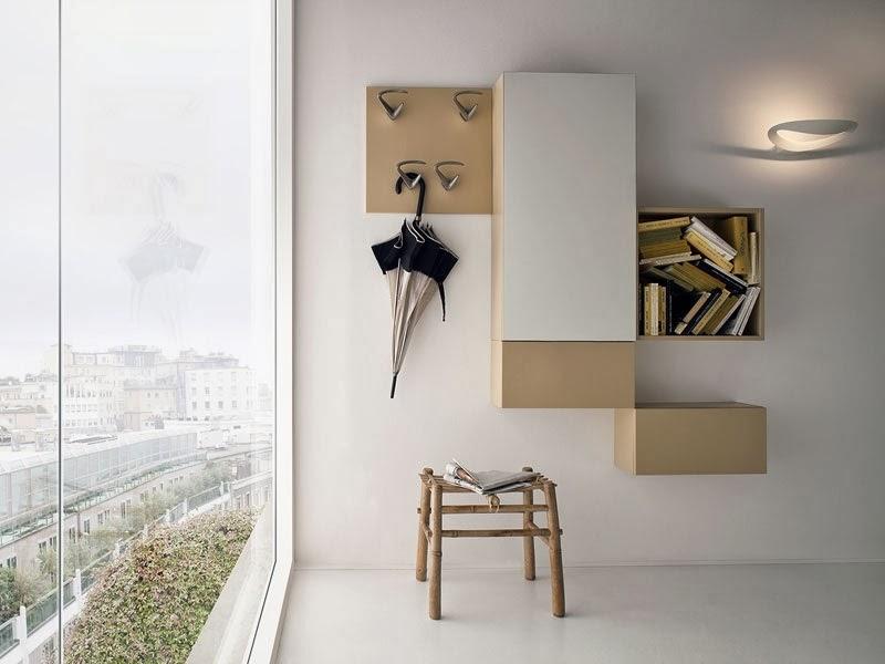 il blog di architettura e design di studioad: consigli per ... - Mobili Design Ingresso