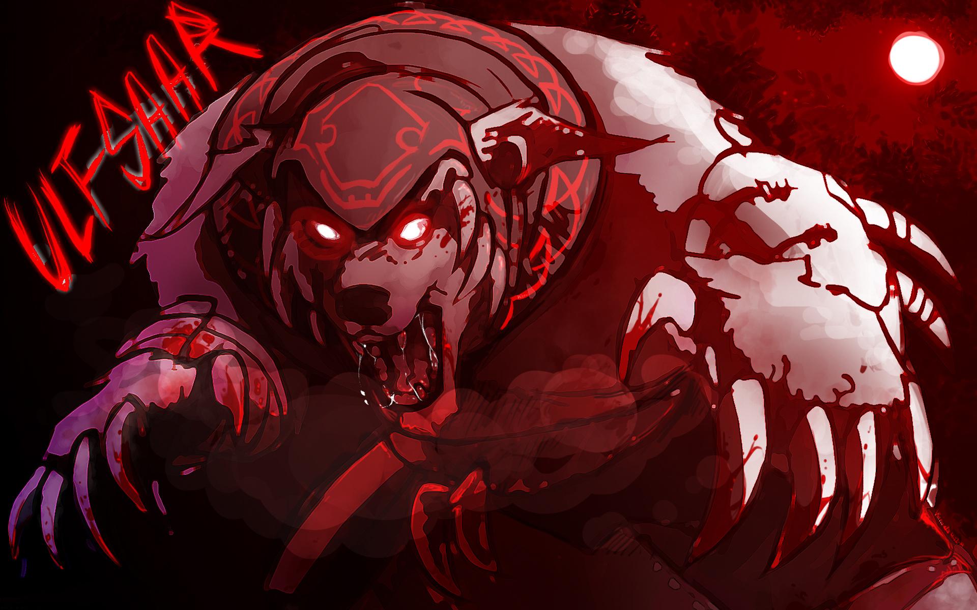 Ursa Warrior Dota 1 Dota 2 Art Ursa Warrio...