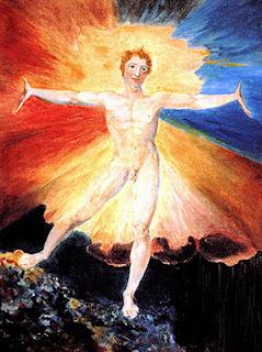 Glad Day by William Blake