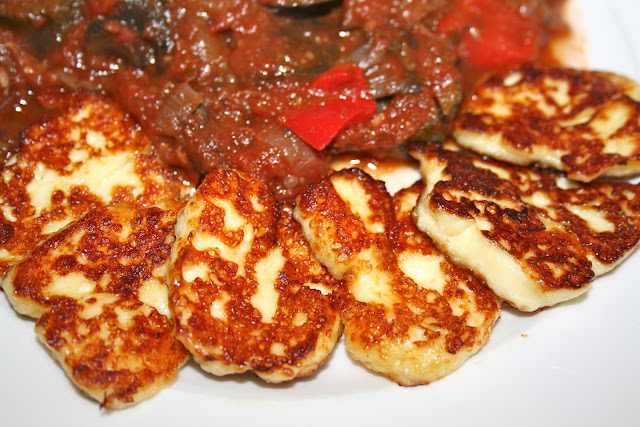 how to make halloumi cheese without rennet