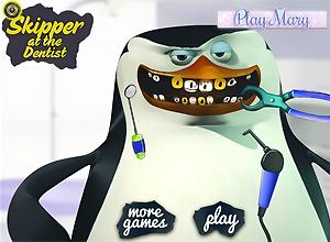 Skipper no dentista