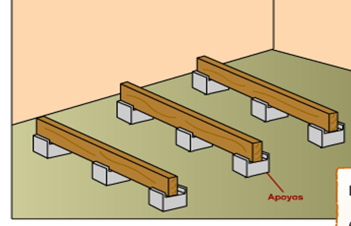 Construcolmena clases de pisos en madera - Rellenar juntas piso madera ...