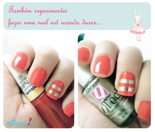 nail art, nail polish, esmalte, unha, cute, diy