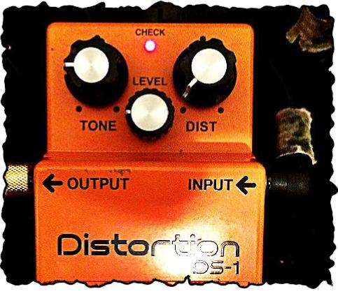 Boss DS-1 Distortion Settings