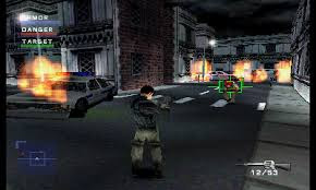 Free Download Games Syphon Filter PS1 ISO For PC Full Version