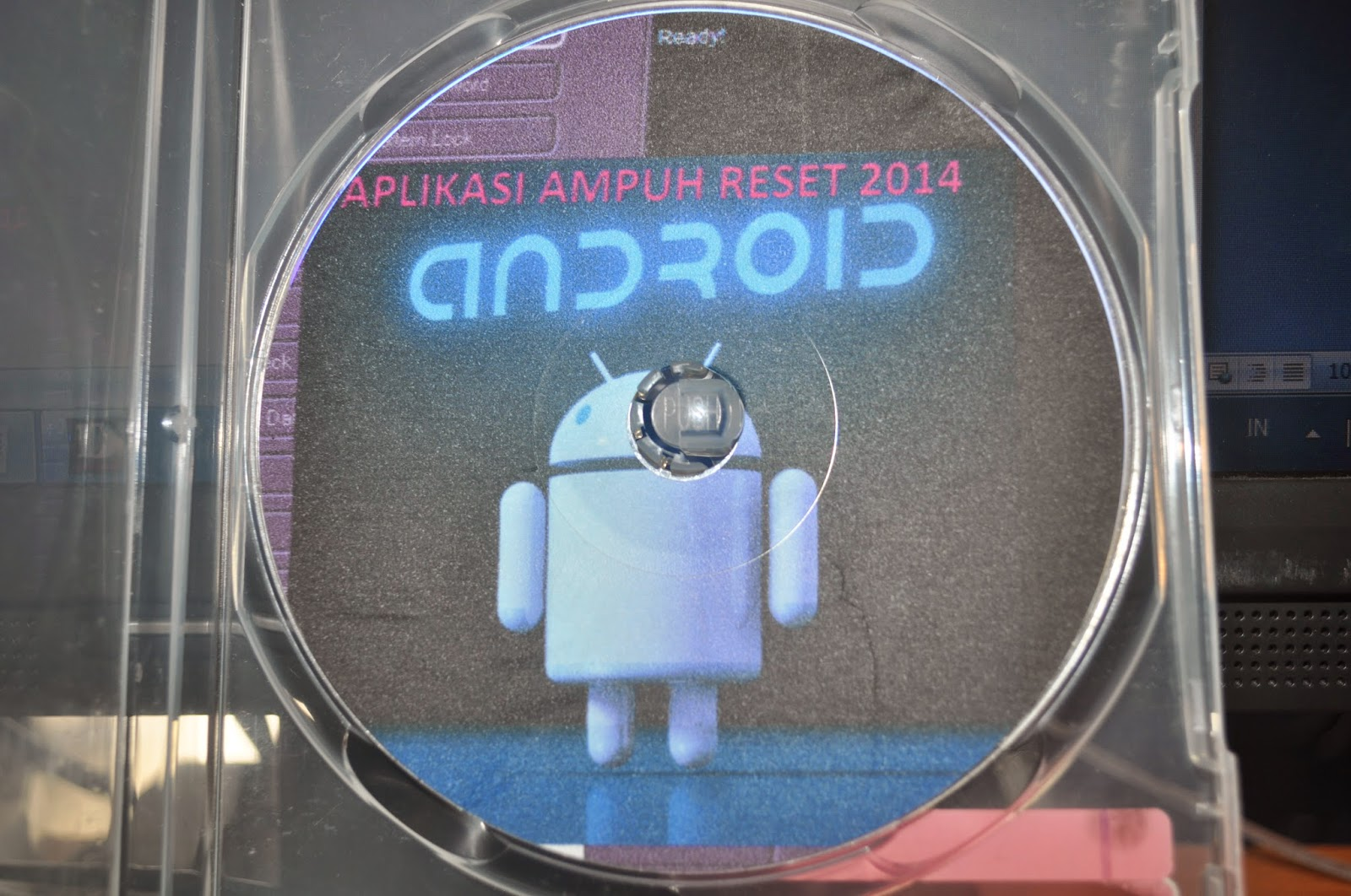 RESET GMAIL ANDROID GRATIS