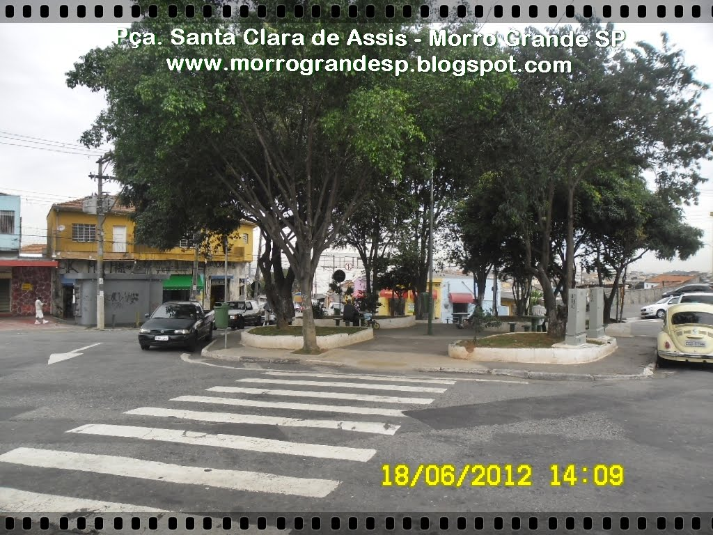 Praça Santa Clara de Assis - Morro Grande SP
