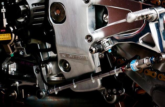 Mesin V4 Honda RC213V - www.teknologiz.com