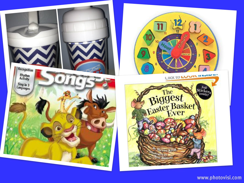 Easter basket filler ideas and giveaway the chirping moms easter basket fillers aiden 4 year old negle Images