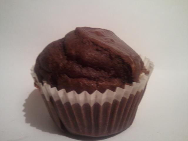 muffin proteici al cioccolato,  (quasi) come da starbucks