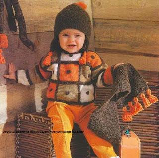detskiy-pulover-shapochka-sharf