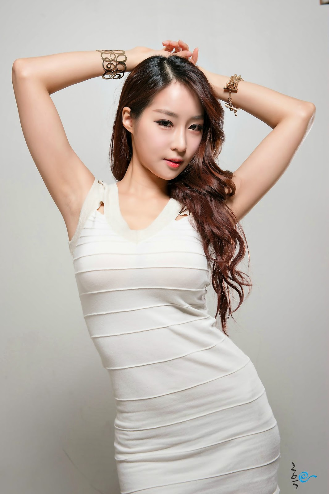 4 Eun Ji Ye - Two small sets - very cute asian girl-girlcute4u.blogspot.com
