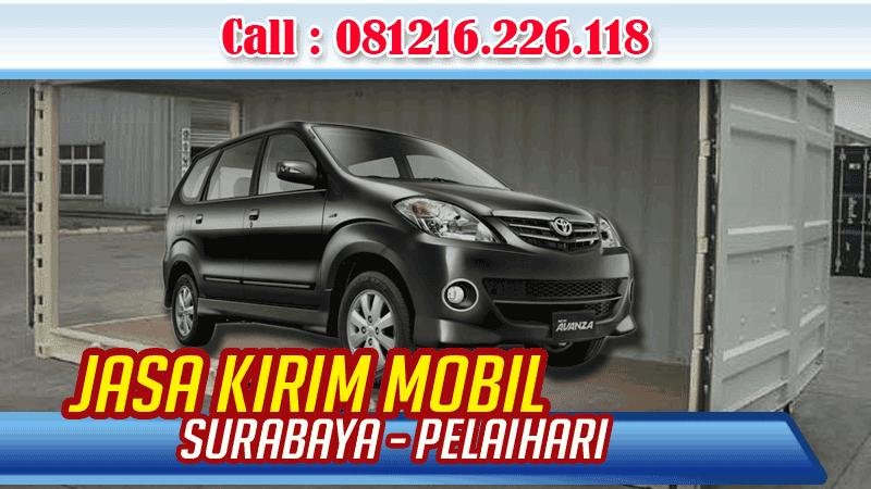 Jasa Pengiriman Mobil Surabaya Pelaihari