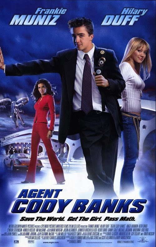 Agent Cody Banks 2003 Hindi Dubbed Dual DVDRip 700mb