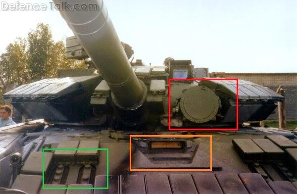 Sobre los T-64 y su desempeño en Ucrania T-64BV%2Bmodificado