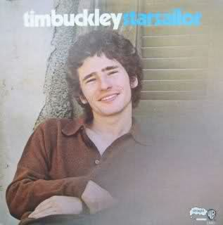 How did Starsailor get the band name - Tim Buckly - album cover