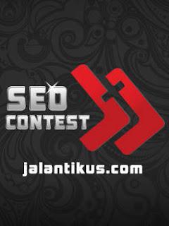 Info kontes SEO Jalantikus.com