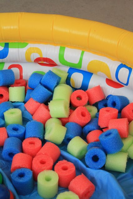 Ever Never Again Pool Noodle Pool