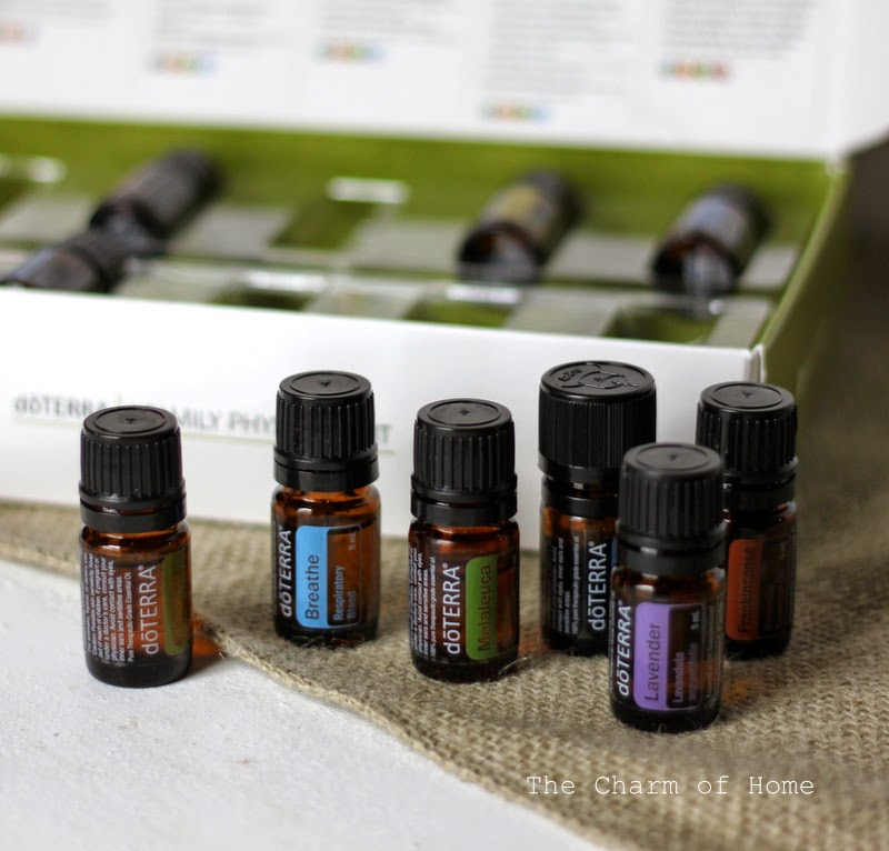 doTerra Essential Oils: The Charm of Home
