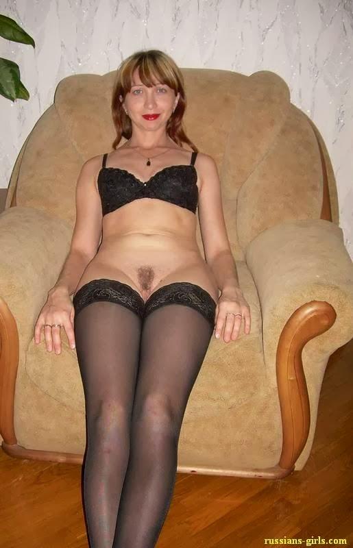 Частное фото бывшей жены