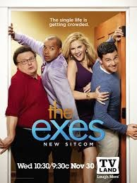 Assistir The Exes 3x20 - The Old Man and the Holly Online