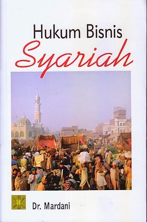 toko buku rahma: buku HUKUM BISNIS SYARIAH, pengarang mardani, penerbit kencana