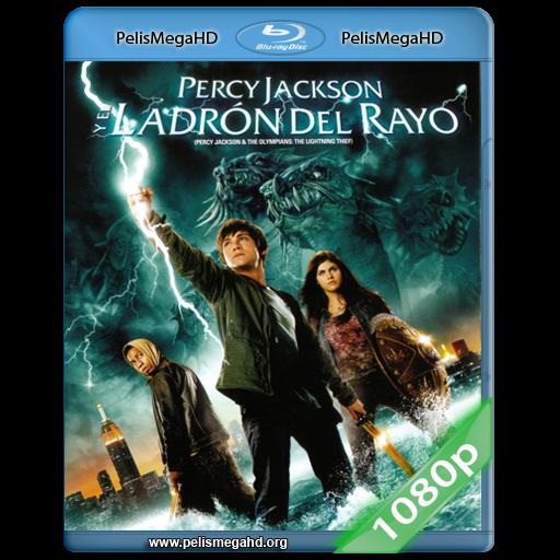 PERCY JACKSON Y EL LADRÓN DEL RAYO (2010) 1080P HD MKV ESPAÑOL LATINO