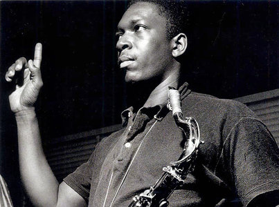 a biography of john coltrane a novelist In his short life, john coltrane continually pushed the boundaries of music from  swing to bebop to hard bop to free jazz, coltrane was a.