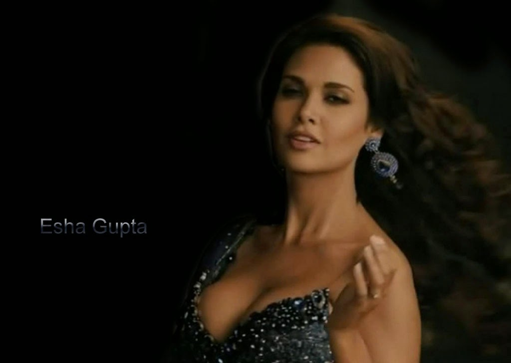 Latest Celebrity Photos Esha Gupta Hot Latest Wallpaper