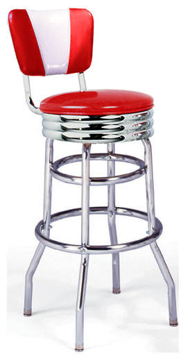 Diner stools I must have them immediately Actually I also want diner booth chairs from Just Retro too The chairs are each but just a couple of