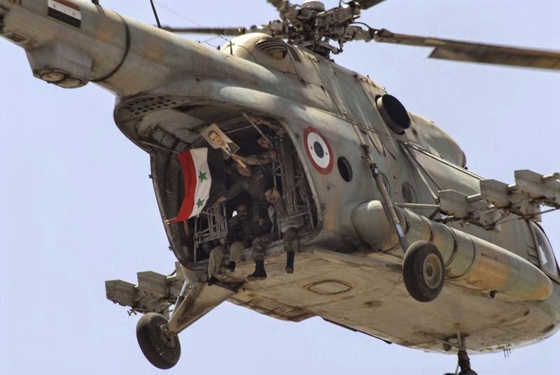 oryx blog who upgraded syria s mi 17s
