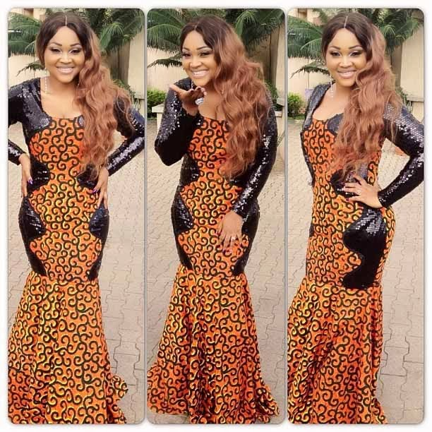Mercy Aigbe And Laide Bakare Nollywood Stars